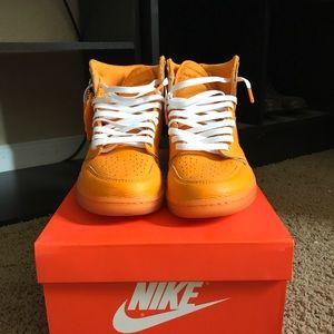 "Jordan Shoes - 100% authentic Jordan retro 1 high Og ""Gatorade"""